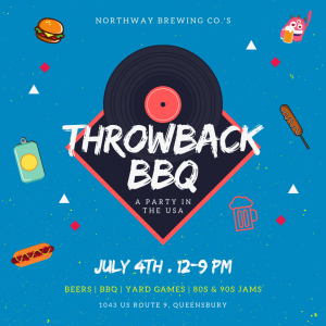 Throwback BBQ: A Party in the USA