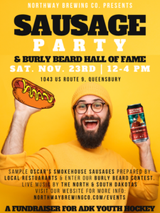 Sausage Party & Burly Beard Hall of Fame